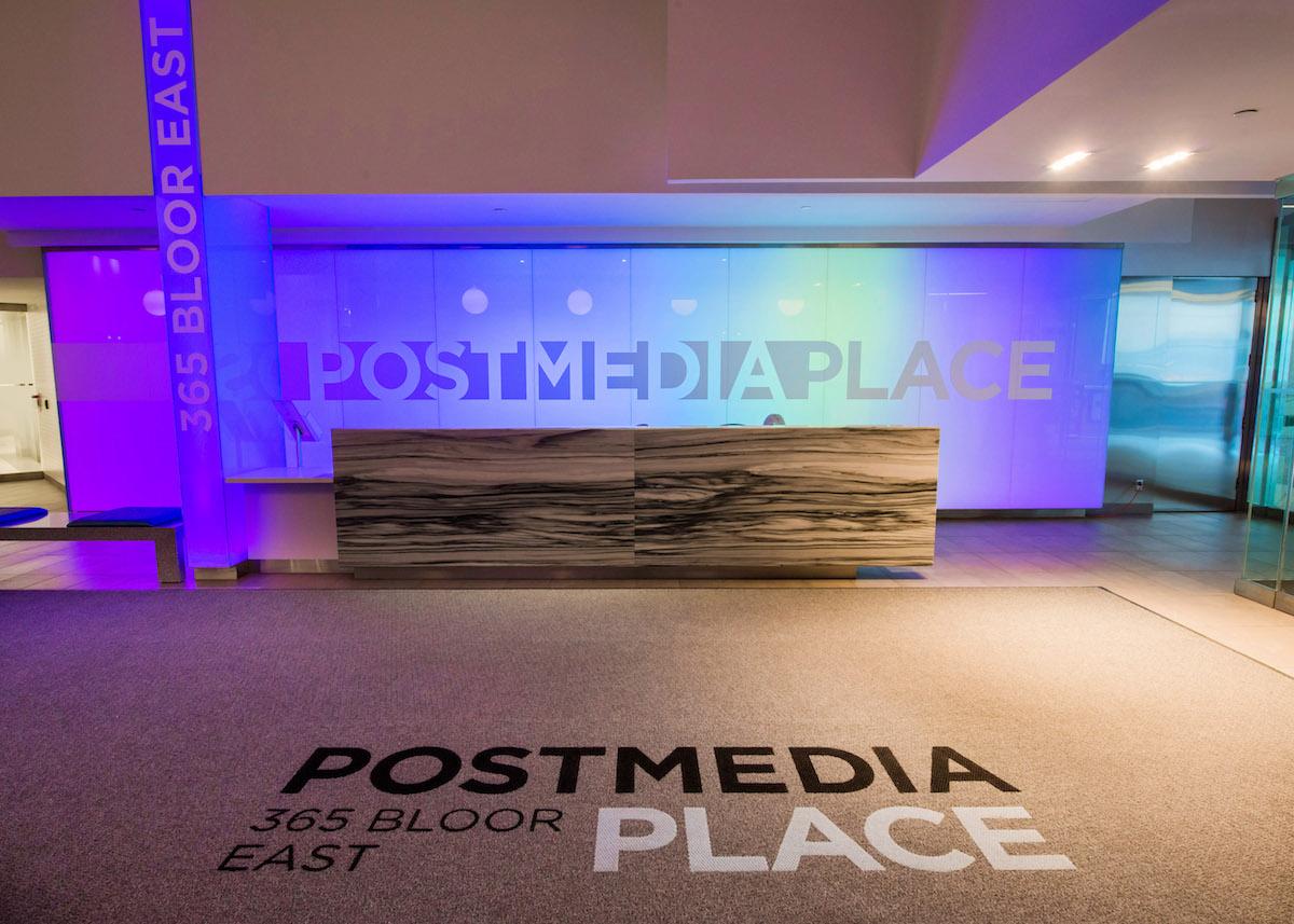 Greenrock, Shiplake and Postmedia