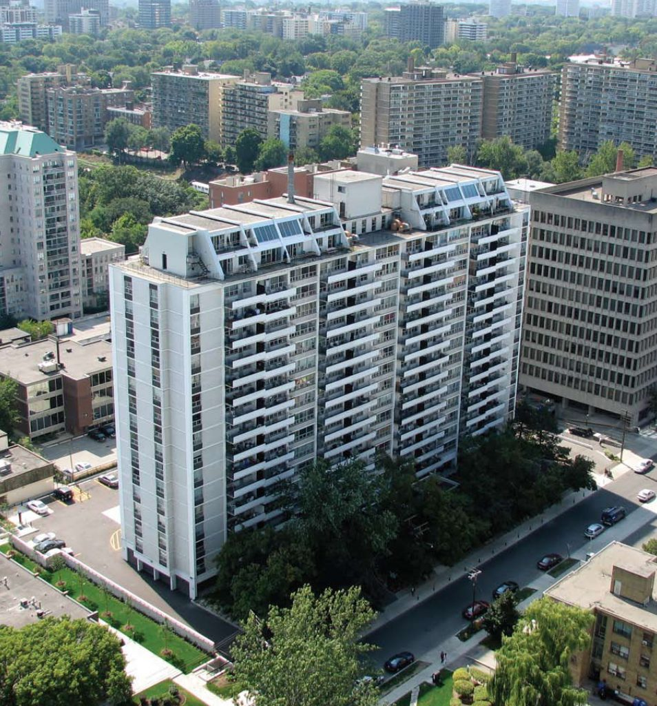 Residential Property Management - Greenrock at Davisville Village