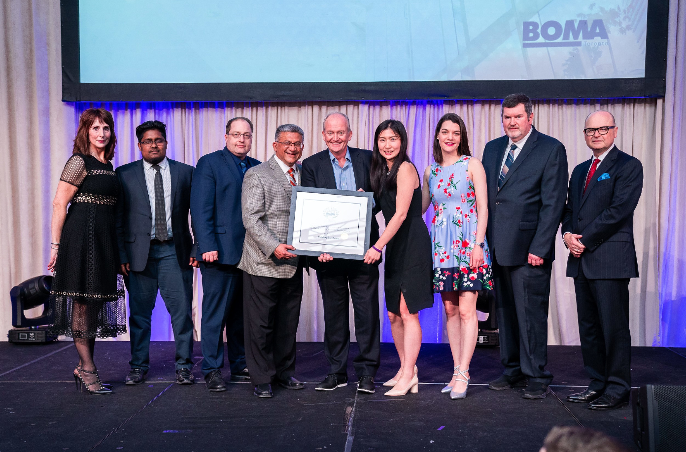BOMA Certificate of Excellence