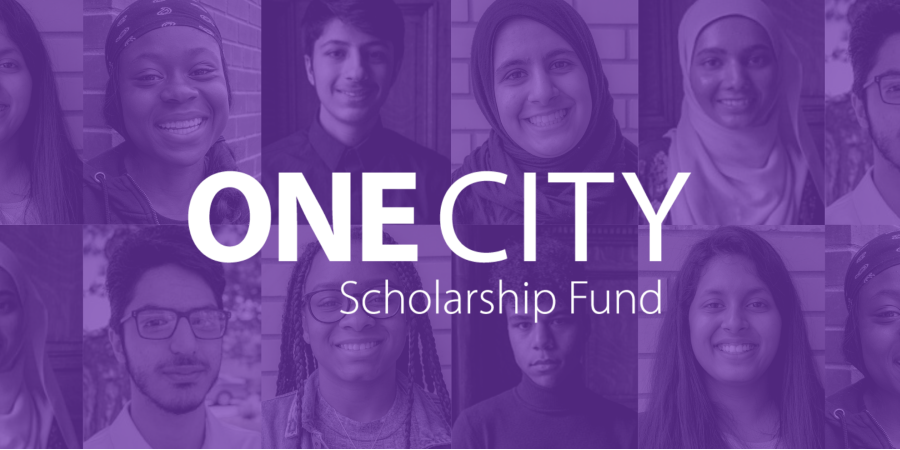 One City Scholarship Fund logo